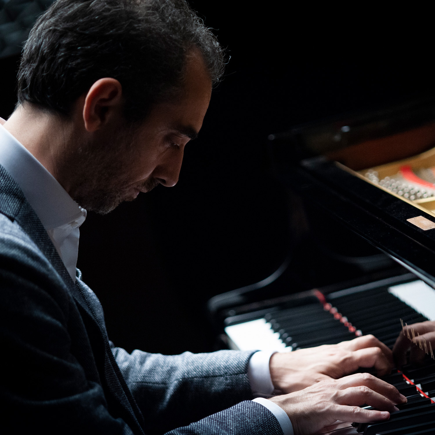 Biography of pianist composer Fabio di Biase