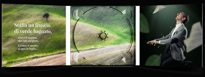 Booklet cd Spring Fabio di Biase