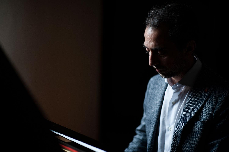 Fabio di Biase piano image from session