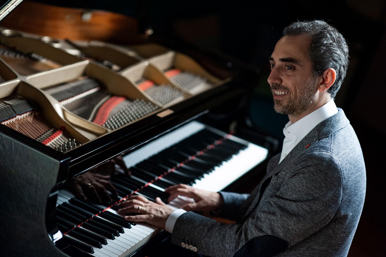 Fabio di Biase piano recording
