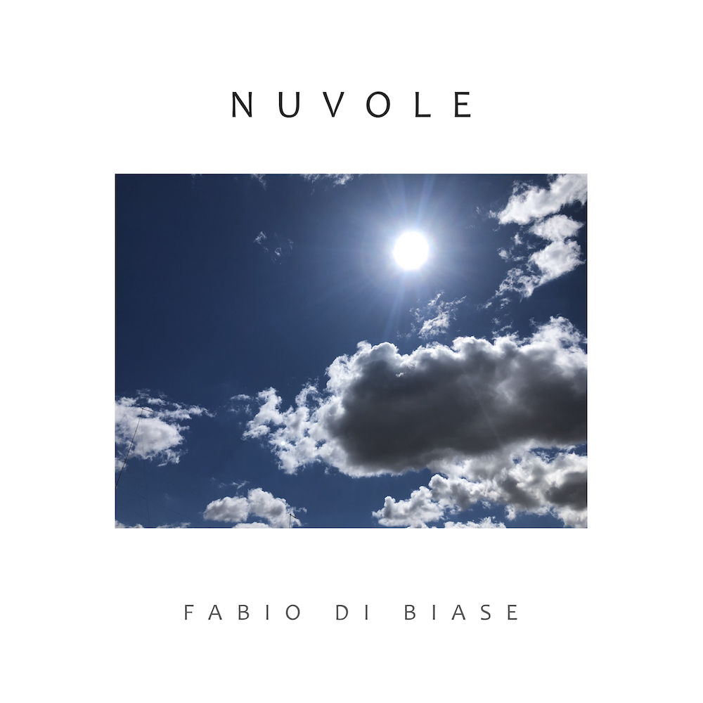 Nuvole song by Fabio di Biase