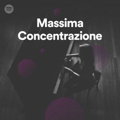 Spotify Massima Concentrazione