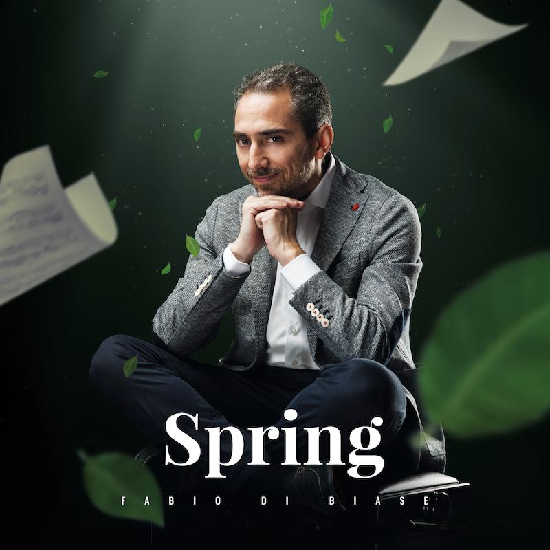 Spring art cover